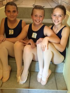 Grade 3 Ritae, Ashleigh and Zanri