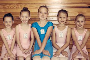 Pre-Primary De-ane, Zelne, Elze, Cara and Abbygail