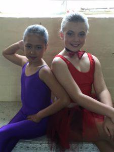 Kaylin and Ashleigh